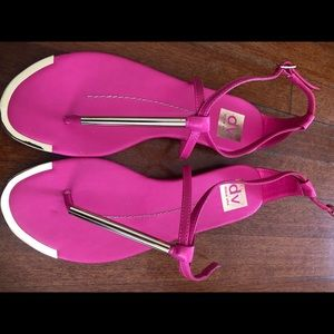 Dolce vita shoes hot pink brand new size 8